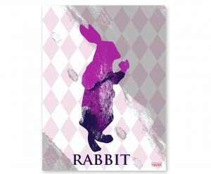 Plakat Rabbit 2