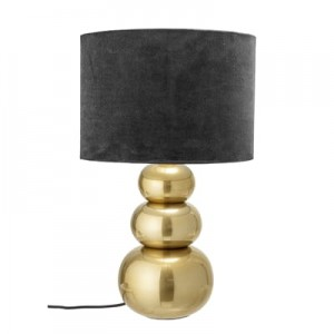 Lampa stołowa Black Gold  Bloomingville