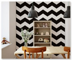 Tapeta Chevron